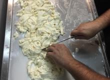 mozz slicing